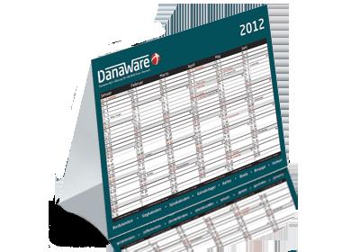A-stand kalender MED bund